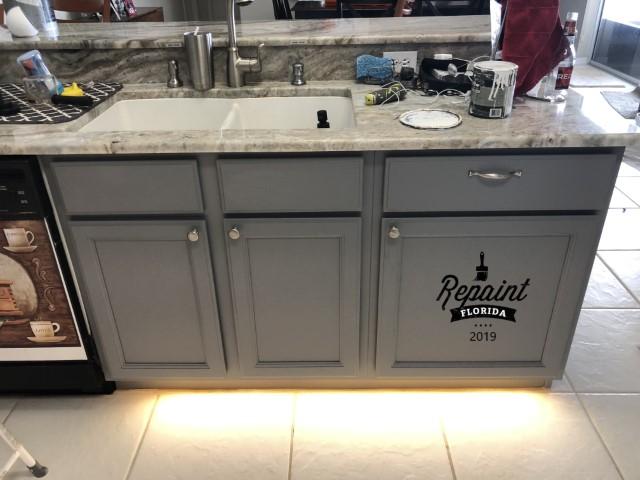 Kitchen Cabinet Painting in Orlando | Kitchen Painter