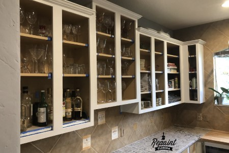 Winter Park Cabinet Painting Cabinet Modification In Winter Park Fl