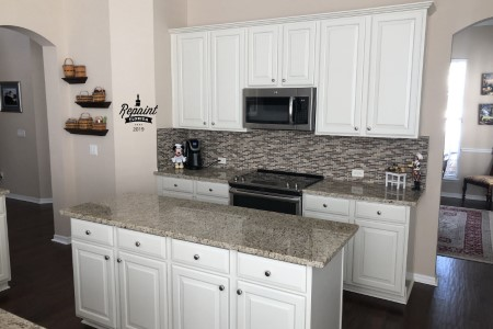 Orlando Kitchen Cabinet Painting | Professional Cabinet Painting